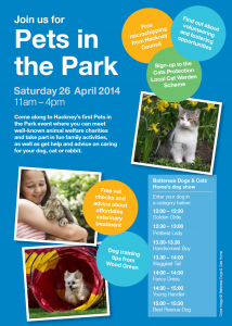 pets in the park1