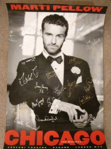 Signed Westend posters