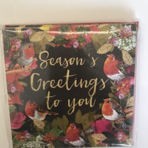 Christmas Cards – Season's Greetings